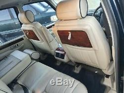 Range rover p38 leather seats picnic tables