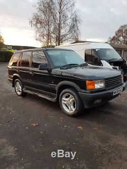 Range rover p38 special vehicle 4.6 v8 LPG