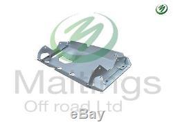 Range rover p38 steering guard range rover p38 axle guard terrafirma tf898