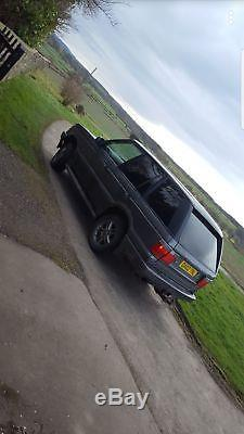 Range rover westminster lpg p38 classic collectors car v8