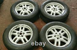 Range rover x4 18 inch alloy wheels and tyres p38 L322