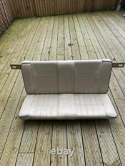 Rare Oportunity To Purchase An Overfinch Rear Gunner Seat For Range Rover P38