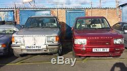 Spares-or repairs- range rover p38-i have 2 1st £1500 takes both