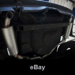 Stainless Sport Catback Exhaust System For Range Rover Mk2 P38 4.0 4.6 V8 2.0td