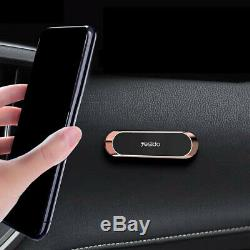 Strip Shape Car Magnetic Phone Holder Stand For iPhone Magnet Mount Accessories