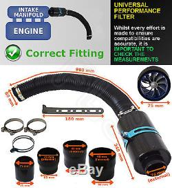 UNIVERSAL PERFORMANCE CYCLONE FILTER INDUCTION KIT UN1607 Land Rover