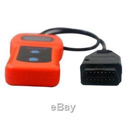 Universal Car Fault Code Reader U480 Engine Scanner Diagnostic OBD2 OBDII ELM327
