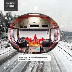 Warm Winter 4 -Holes 5KW Air Diesel Fuel Heater Planar For trucks, Van, Boats