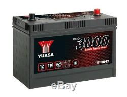 YBX3642 Yuasa Cargo Super Heavy Duty Battery 12V